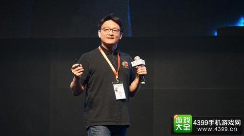 拳头游戏中国负责人叶强生先生