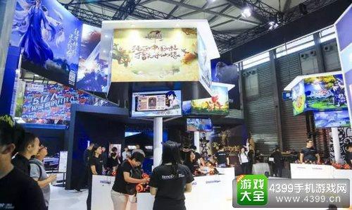 《寻仙手游》亮相ChinaJoy2017 8月1日重磅上线2