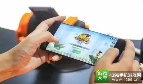 《寻仙手游》亮相ChinaJoy2017 8月1日重磅上线3