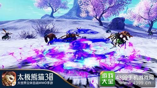 太极熊猫3猎龙CJ精彩回顾 萌妹舞动MMO盛宴