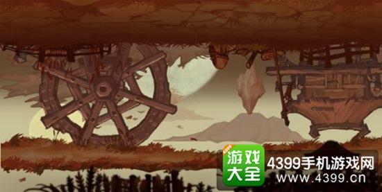 中国风场景设计