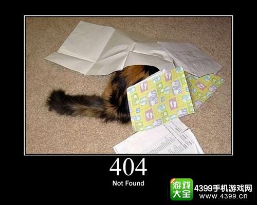 错误代码404