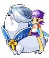 银桑羊坐骑
