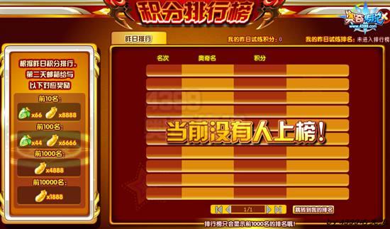 奥奇传说周年养成大赛 得源兽/金豆/星元/潜能果