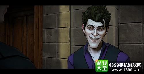 蝙蝠侠:内敌 小丑
