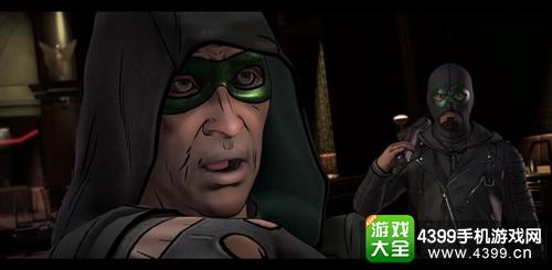 蝙蝠侠:内敌 谜语人