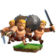 部落战争野蛮人攻城槌