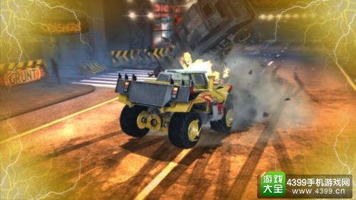 死亡赛车:毁灭者 撞车