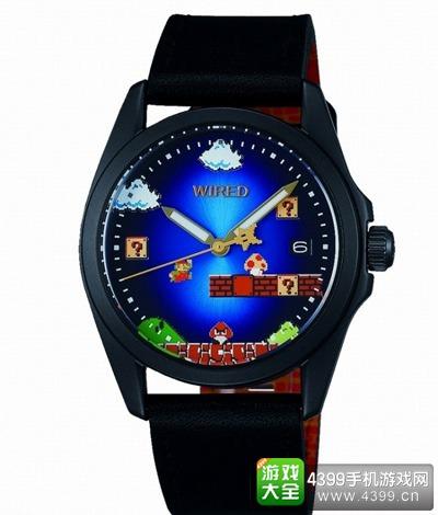 马里奥限定手表