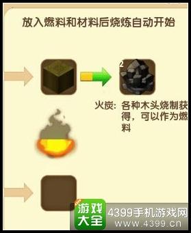 迷你世界火炭怎么做 怎么制作火炭