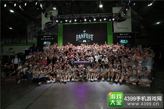 来自 FanFest 的绿光点亮了 Xbox 玩家心中的激情
