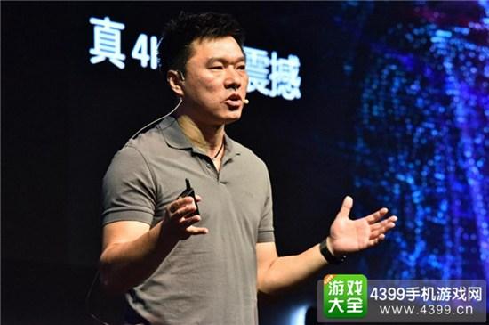 谢恩伟在中国国际数字娱乐产业大会高峰论坛发表演讲