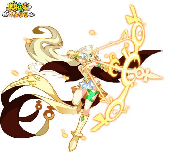奥拉星金星女神高清大图