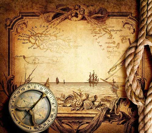 航海与宝藏