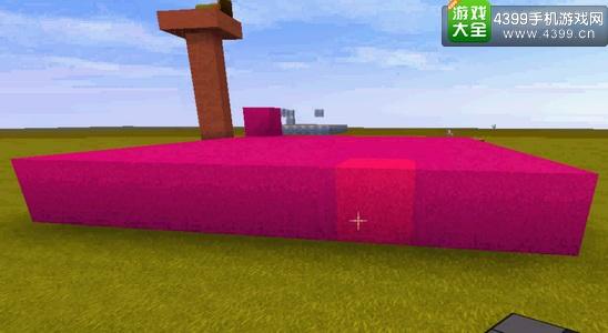 迷你世界方块复制器一层方块