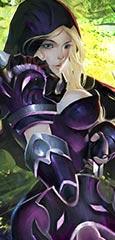 创世联盟紫魂精灵狄安娜