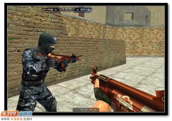 创世兵魂MP5-奇美拉