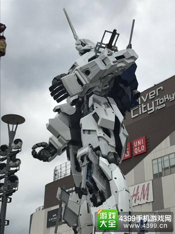 独角兽雕像2