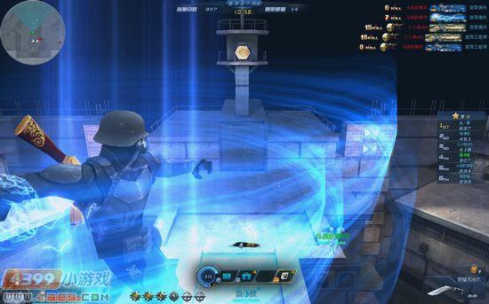 生死狙击参与玩家截图 得实物豆娃手办