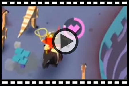 疯狂动物园艺伎三角龙怎么抓 侏罗纪boss视频攻略