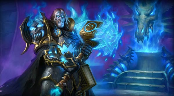 炉石传说巫妖王战士怎么打