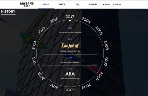 韩国手游新作《Aiia》:超高水准画面的极致体验
