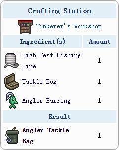 钓鱼渔具包
