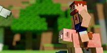 【游戏吉尼斯】我的世界中骑猪奔跑最远的距离