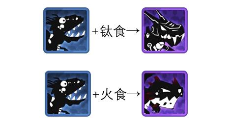 超进化物语陆龙进化图鉴 超进化物语陆龙进化攻略5