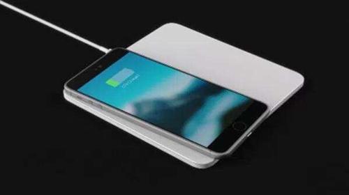 苹果无线充电