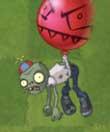 植物大战僵尸2气球僵尸图鉴 气球僵尸怎么打