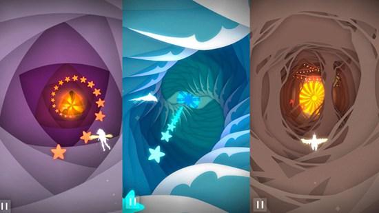 暖心游戏第二款作品:《飞越仙境》