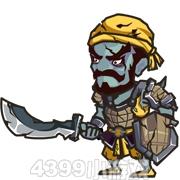 国王的勇士6僵尸黄巾百夫长武将