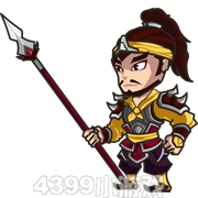 国王的勇士6韩忠武将