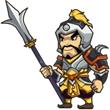 国王的勇士6廖化