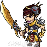 国王的勇士6张宝武将