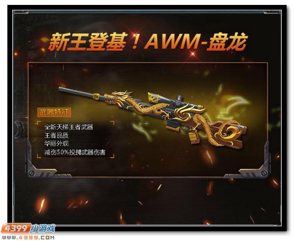 AWM-盘龙