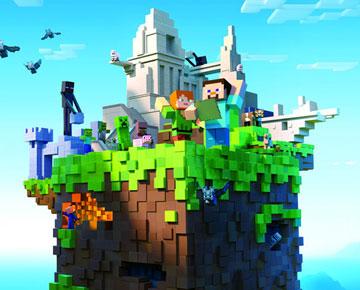 《我的世界》全平台公测10月12日开启