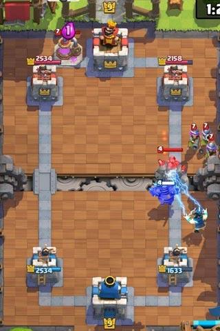 皇室战争实战8