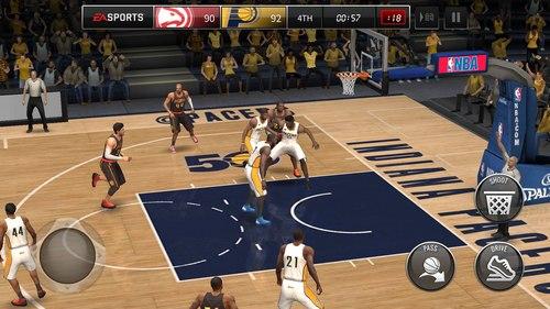 NBA LIVE复古赛事怎么玩 NBALIVEMOBILE复古赛事玩法攻略4