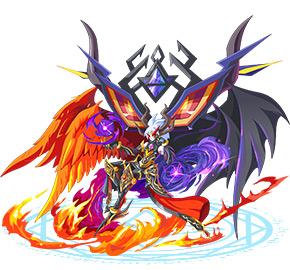 奥奇传说神焰之翼路西法