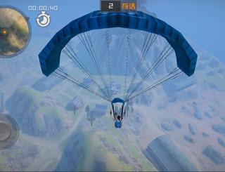 丛林法则手游跳伞不能轻易做的事情 跳伞技巧经验分享