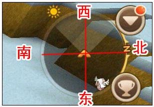 迷你世界地图坐标怎么看 东南西北怎么认