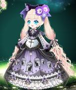 奥比岛暗系Alice