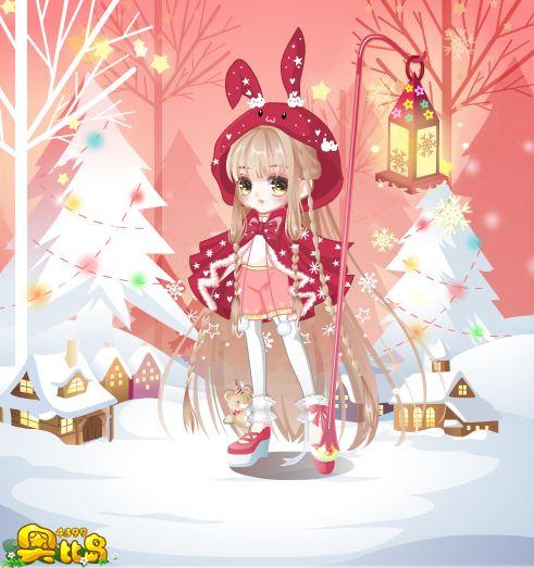 奥比岛奥比秀圣诞happy