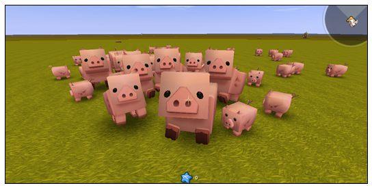 迷你世界猪吃什么 猪怎么繁殖