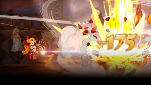 万象物语战斗画面