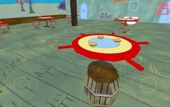 海绵宝宝3d怎么玩 蟹黄堡怎么拿