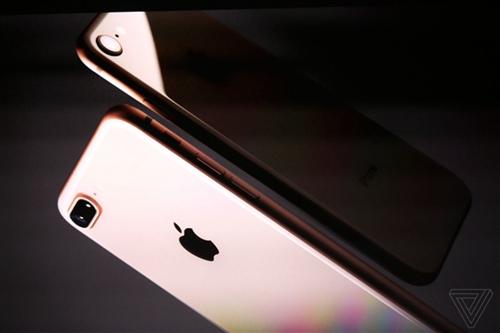 iPhone8颜色 iPhone8腮红金