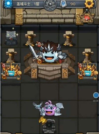 不思议迷宫圣域斗士试炼攻略 圣域斗士试炼怎么打